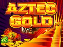 Aztec Gold: играть в азартный автомат