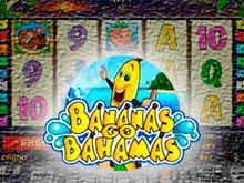 Автомат для игры на деньги Bananas Go Bahamas
