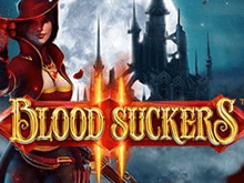 Популярный онлайн видеослот Blood Suckers II