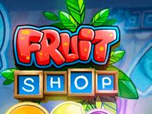 Бесплатный онлайн игровой автомат Fruit Shop
