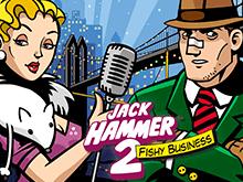 Игровой онлайн-автомат на деньги Джек Хаммер 2