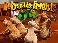 Ned And His Friends – играйте онлайн в игровой автомат